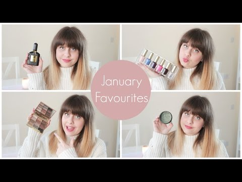 January Favourites | fayesfix