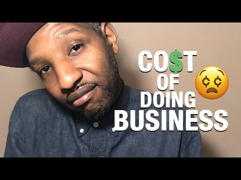 Cost of Doing Business - How Not to Get Got