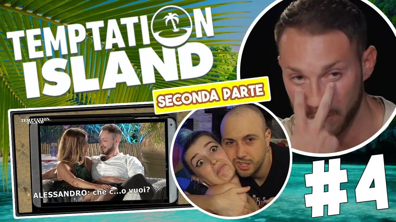 L'EROE CHE NON TI ASPETTI | Temptation Island 2021 *Reaction* | Episodio #4 [Parte 2]