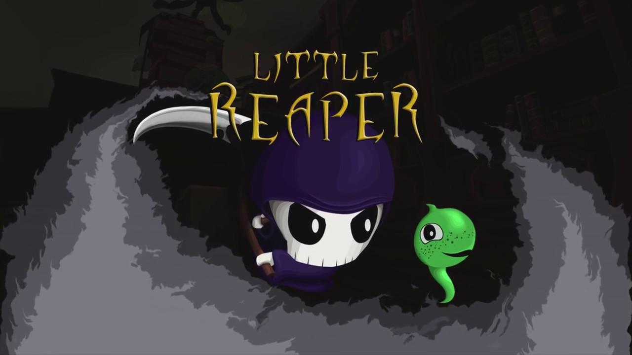 Little Reaper finally has a release date!!