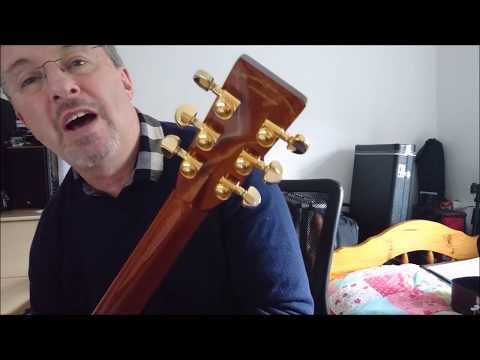 avis guitare héritage de tanglewood