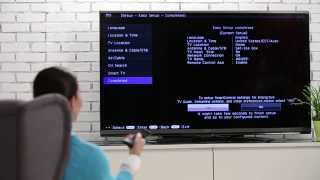 "HSN | How To Setup The Sharp Aquos 60"" Smart TV"