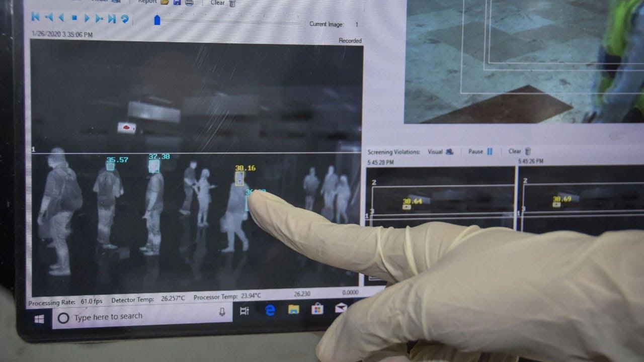 Coronavirus: China combats ever-strengthening disease - YouTube