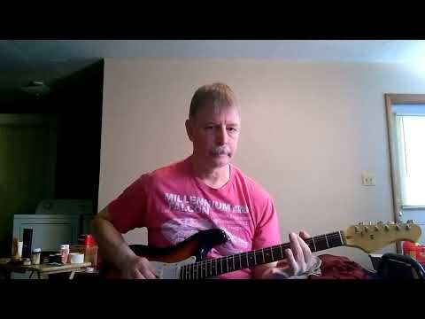The Authority Song John Cougar Mellencamp guitar lesson