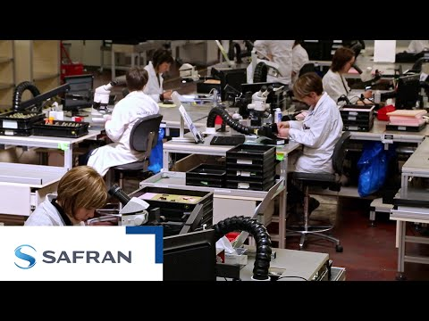 Safran, the human and industrial story - Fougères