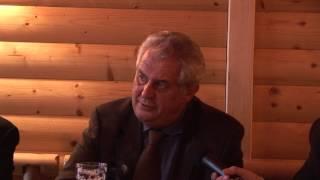 Miloš Zeman v Mladé Boleslavi II.