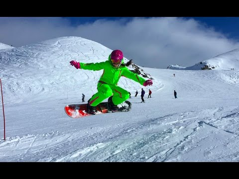 видео: france. courchevel. snowboard. Франция. Куршевель. Сноуборд.