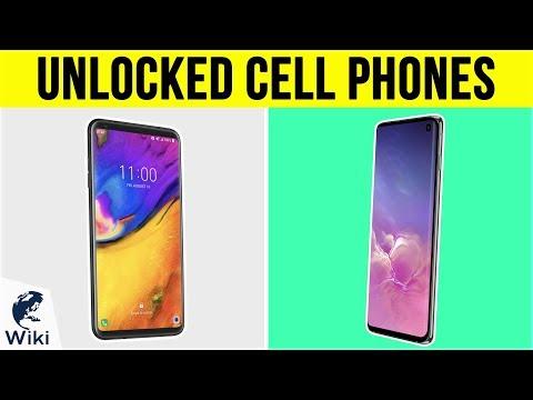 10 Best Unlocked Cell Phones 2019