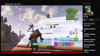 sergioburgos595-'s Live in fortnite that you give me dare to other people