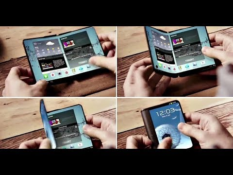 3 Future Smartphone Technology | Future Technology Inventions