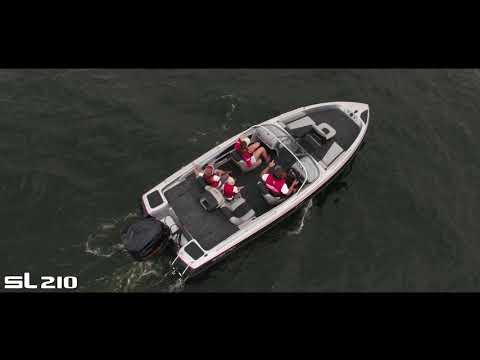2018 Skeeter SL210 Overview