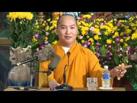 Benh Noi Lo Va Niem Dau 2/2 - DD Thich Phuoc Tien