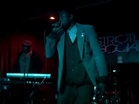 Coultrain feat. I,Ced @ Strictly Social