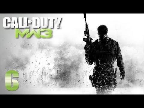Call of Duty: Modern Warfare 3 (X360) - 1080p60 HD Walkthrough Mission 6 - Back on the Grid