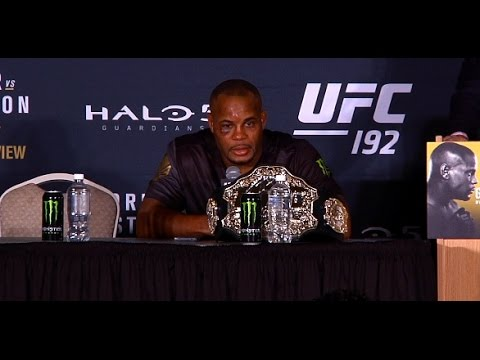 UFC 192: Post Fight Press Conference Highlights