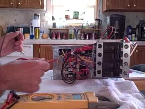 hqdefault hvac trouble shooting heat strips (yes again youtube goodman heat strip wiring diagram at nearapp.co