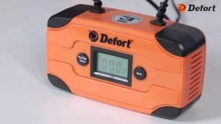 Обзор зарядного устройства DEFORT DBC-6D