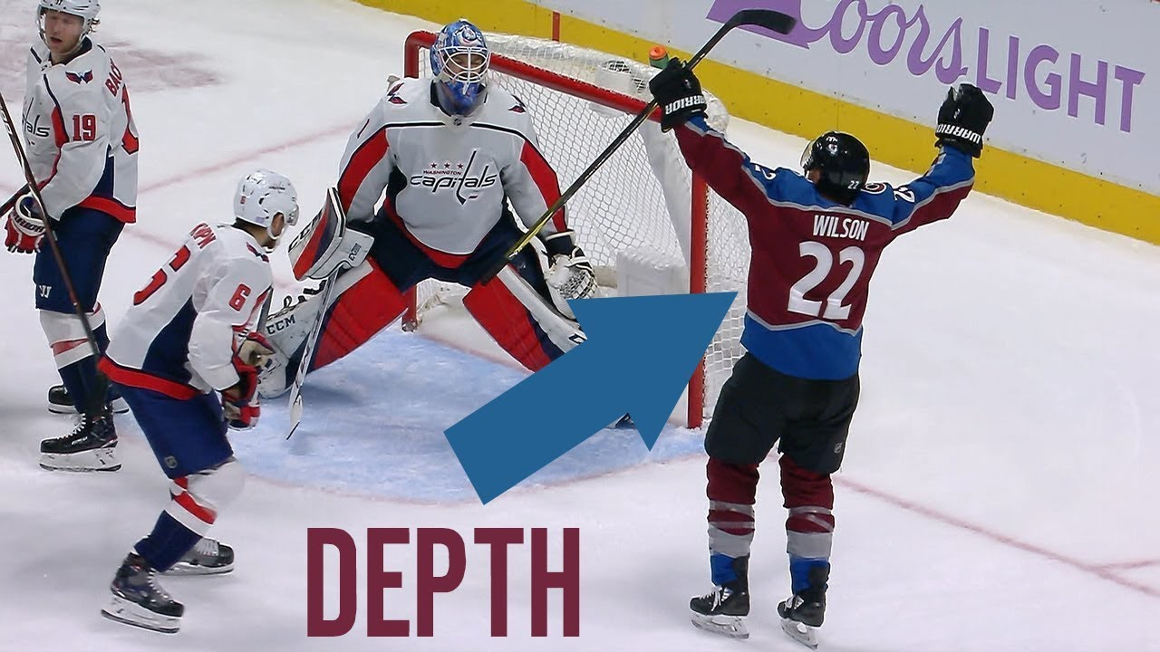 Avalanche Review Game 19  Capitals 3 377b78f829fb