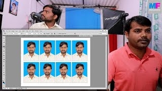 Megafoto Photography & Photoshop Studio warking