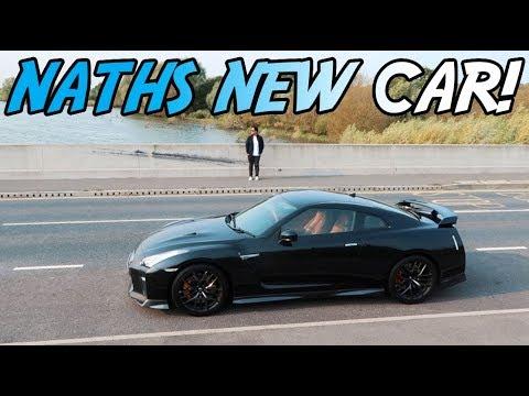 My friend bought a 2017 Nissan GTR