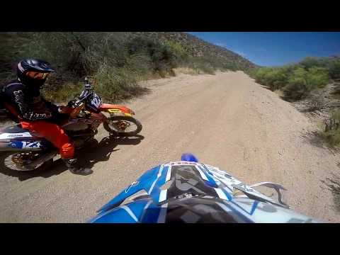 Rio Verde, AZ 2017, Dirt Bike Riding