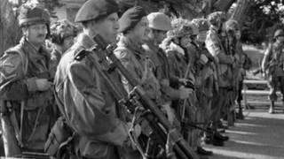 British 1st Airborne montage