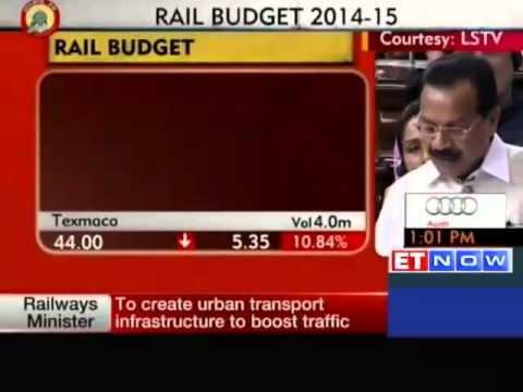 Railway Budget 2014: World Bank loan agreement for dedicated freight corridor will be signed