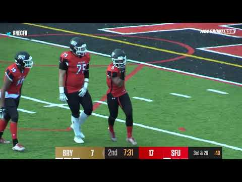 Red Flash Football Highlights Vs Bryant