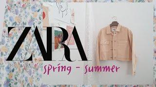 자라(ZARA) 봄,여름 신상 13가지 아이템 쇼핑하울…