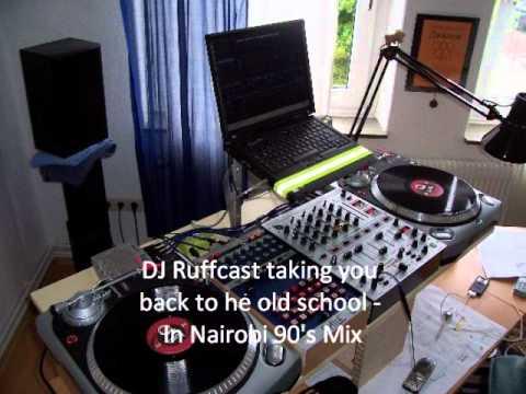 DJ Ruffcast 90's Old School Mix
