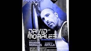 David Morales @ Cavo Paradiso, Mykonos, Grecia  21-08-2015