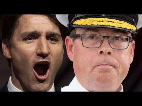 KINSELLA: Trudeau government trying to cover its tracks