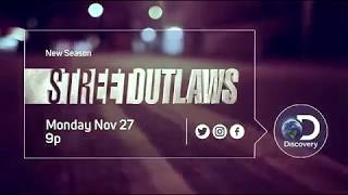 Second advance of the tenth season of Street Outlaws