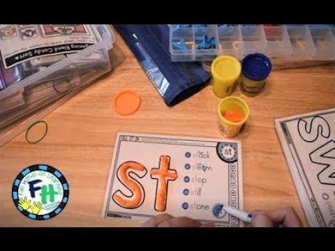 Fun Activities To Teach Phonics Consonant Blends