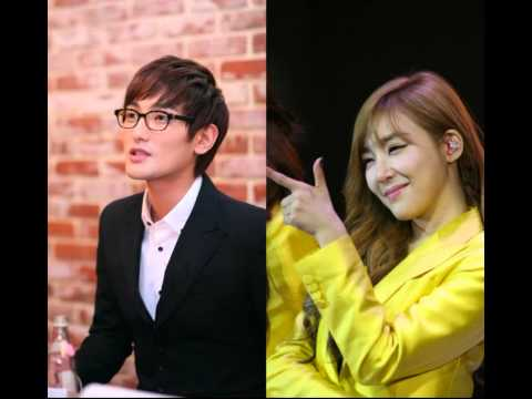 SNSD Tiffany and Kangta Say Something {MP3 DL}