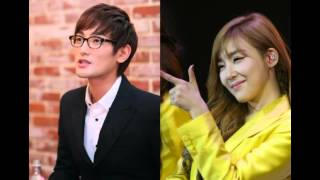 SNSD Tiffany and Kangta Say Something {MP3 DL}