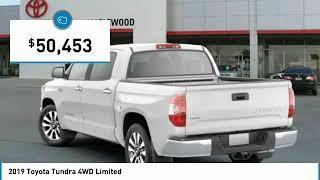 2019 Toyota Tundra 4WD Limited Maplewood, St Paul, Minneapolis, Brooklyn Park, MN K12926