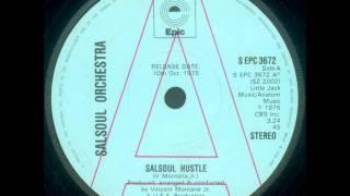 Salsoul orchestra - Salsoul hustle (1975) vinyl