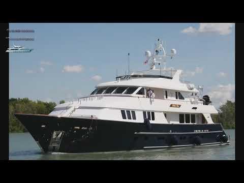 BELLA UNA - Yacht - United States  (Корабли и суда мира.Слайдшоу)