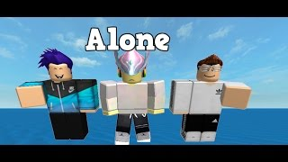 Alan Walker - Alone | A Roblox Music Video [R15 Animations]