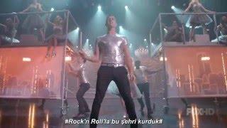 Glee / Vocal Adrenaline - We Built This City (Türkçe Altyazılı)