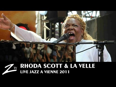 Rhoda Scott & La Velle - Amazing Grace - LIVE