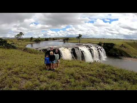 Uiramutã - Raposa Serra do Sol - Cachoeira da Andorinha