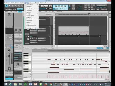 Tutorial completo sonar x3 modulo 1 configuração youtube.