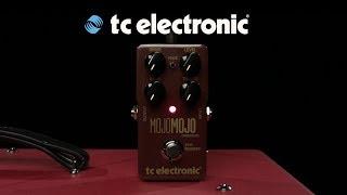 tC Electronic MojoMojo Overdrive  Gear4music demo