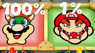 Super Mario Party - All Score Minigames (2 Players)