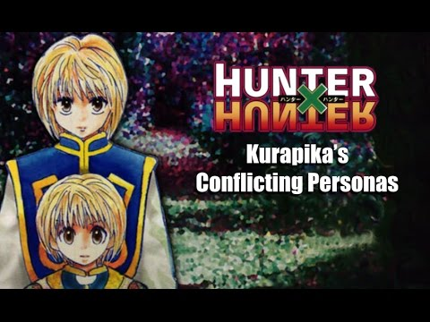 Kurapika - Conflicting Personas | Hunter x Hunter Analysis