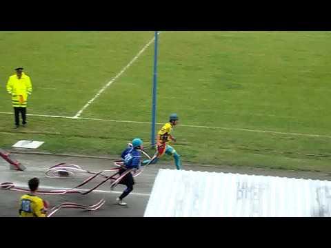 Jan Virec - 100m Překážek (2.pokus)