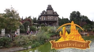 Disneyland Paris Frontierland Attractions