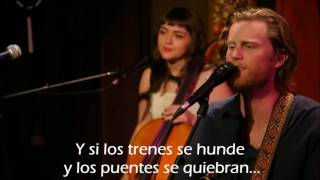 Download The Lumineers - Sleep On The Floor Sub Español MP3 song and Music Video
